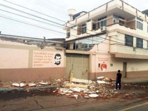 Erdbeben in Ecuador: Don Bosco Einrichtungen zerstört - Don Bosco Bonn unterstützt Nothilfe und Wiederaufbau