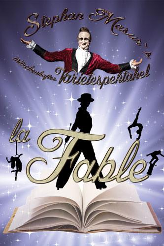 Varietespektakel - La Fable - Märchen, Mythen und Legenden