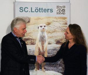 MBA Hermann Wilhelmer und Dr. Christine Lötters