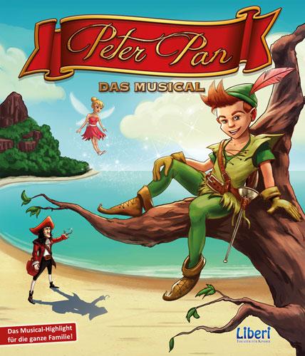 Peter Pan - das Musical im Brückenforum