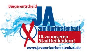Bürgerentscheid Kurfürstenbad bleibt