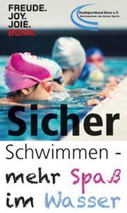 Das Motto des Bonner Schwimmprojektes in den Osterferien 2017