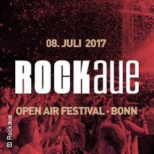 Rockaue 2017 in der Rheinaue Bonn