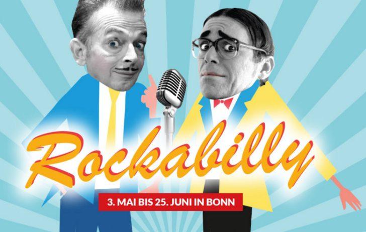 """""""Rockabilly"""" im GOP Varieté-Theater Bonn"""