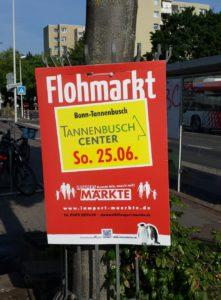Flohmarkt in Bonn Tannenbusch @ Tannenbusch Einkaufszentrum  | Bonn | Nordrhein-Westfalen | Deutschland