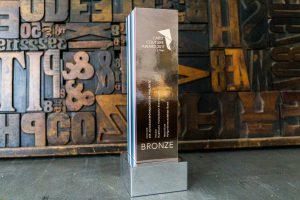 """Die Hofgartenmanufaktur Bonn holt Bronze in der Sonderkategorie """"Die außergewöhnlichsten Projekte"""" – Haptische Visitenkarte"""