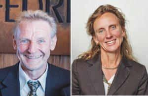 Jaromir Donoval und Dr. Christine Lötters