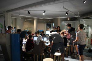 Roberta-Workshop voll besetzt