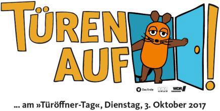 """Die """"Sendung mit der Maus"""" ist am Tag der Deutschen Einheit zu Gast in Bonns Lifestyle Hotel Kameha Grand Bonn"""