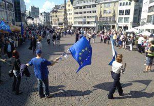 Pulse of Europe zur Bundestagswahl @ Bonner Marktplatz | Bonn | Nordrhein-Westfalen | Deutschland