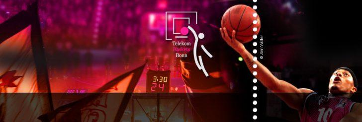 Telekom Baskets Bonn Tickets
