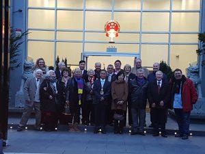 Bönnsche Chinese zu Gast im Landtag