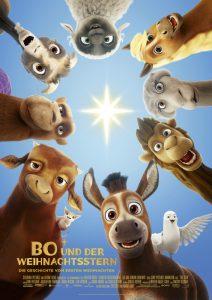 Bo und der Weihnachtsstern (The Star)