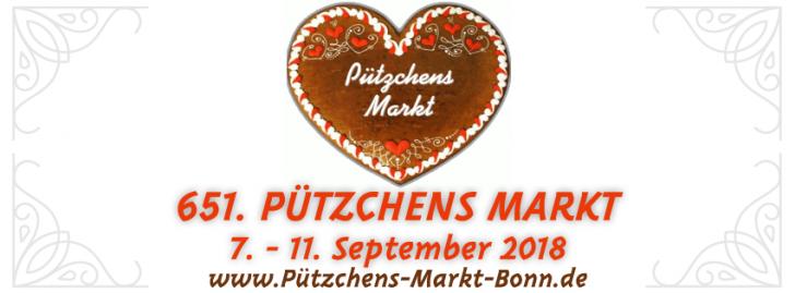 Der 651. Pützchens Markt findet vom 7.09. bis 11.09.2018 statt.