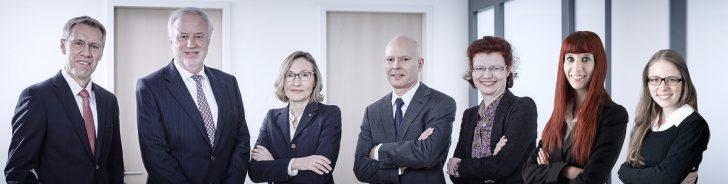 Das Team von dr. gawlitta (BDU)