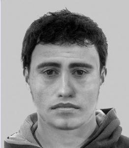Wer kennt diesen Mann? Er soll am 28.01.2018 in Bonn-Tannenbusch eine Frau sexuell bedrängt und beraubt haben. Hinweise nimmt die Kripo Bonn, KK 12, unter 0228/ 150 entgegen.