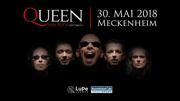 QUEEN MAY ROCK - Live in Meckenheim