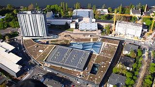 Bonn, World Conference Center Bonn (WCCB)